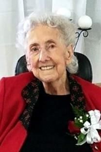 Rose Berger Mollura obituary photo