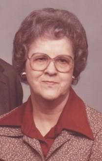 Betty Louise Wright obituary photo