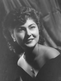 Josephine Frances Vega obituary photo