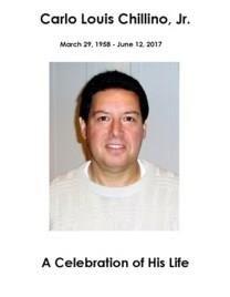 Carlo Louis Chillino obituary photo