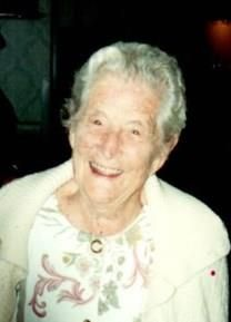 Eleanor Gertrude Haug obituary photo