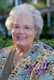 Anna Loshbaugh Grist obituary photo