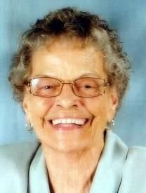 Juanita Cox obituary photo