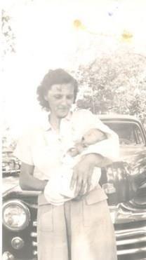 Jewell Taylor obituary photo