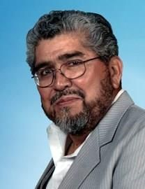 Celestino Peter Cano obituary photo