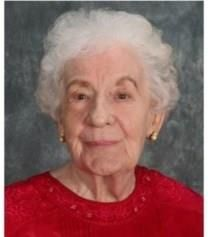 Joan Tate Wise obituary photo