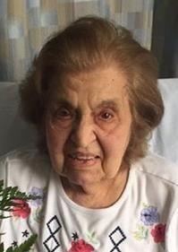 Marian Volz obituary photo