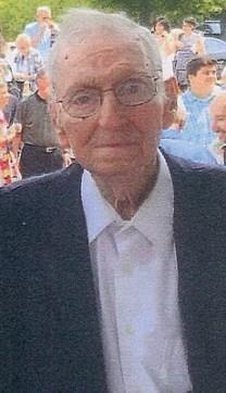James Harvey Milligan obituary photo