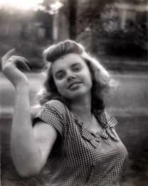 Lucille F. Olson obituary photo
