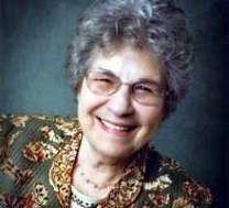 Lucienne L. Latouche obituary photo
