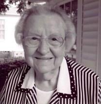 Hattie Evans obituary photo