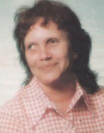 Elizabeth Doss Parkhurst obituary photo