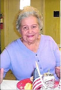 Joann Burgess obituary photo