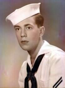 Aldon Clark Cook obituary photo
