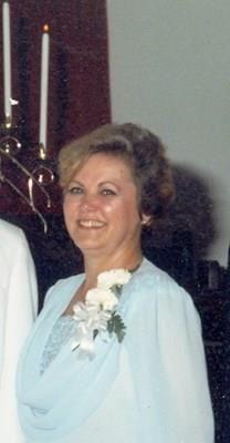 Lois Barefoot Marsh obituary photo
