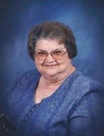 Margaret Helen Weaver obituary photo