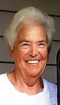 Kay Frances Perry obituary photo