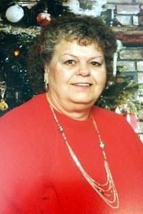 Edna Jo Hurst obituary photo