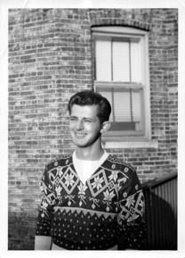 Robert E. Marckess obituary photo