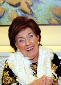 Florence Carter obituary photo