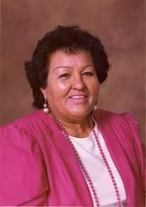 Nieves Carranza obituary photo