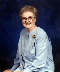 Anna Mae Yates Ashby obituary photo