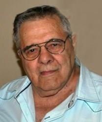 Anastasios Karafotias obituary photo