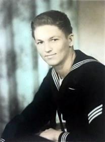 Harold Dean Marston obituary photo