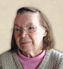 Dorothy Lucye Peay obituary photo