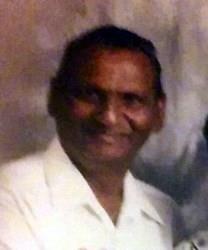 Harold Chunoo obituary photo