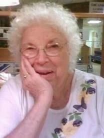Betty Gladys Cederstrom obituary photo