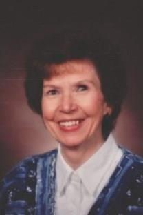 Yvonne Hendry Kersey obituary photo