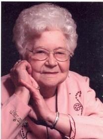 Nell South Heavner obituary photo