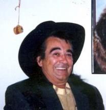 Clarence George Johnson obituary photo