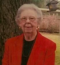 Betsy V. Erskine obituary photo