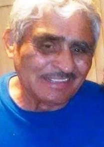 Manuel Murillo Diaz obituary photo