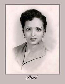 Pearl Davis Cusimano obituary photo