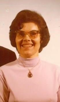 Mary C. Larimer obituary photo