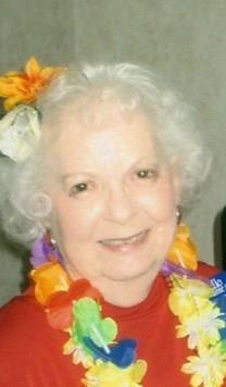 Margaret Marie Burgett obituary photo