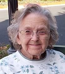 Alice E. Stebbins obituary photo