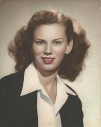 Edna Maria Shoemate obituary photo