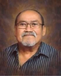 Tony Sanchez obituary photo