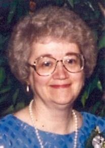 Ann Louise Mann obituary photo