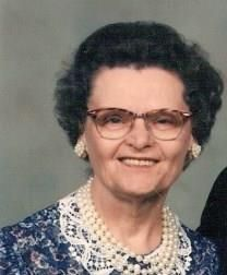 Margie Marslett obituary photo