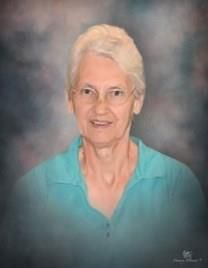 Esther B. Dagg obituary photo