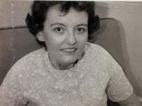Frances M Juanita STEPP obituary photo