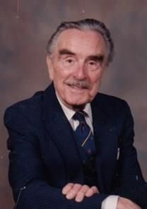 Wilbur H. Miller obituary photo