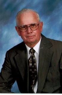 James Billy Hutson obituary photo