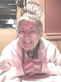 Aunt Merce Radoci obituary photo