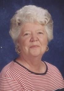Glennis Morris Pace obituary photo